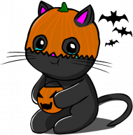 Bluza chłopięca Halloween Kitku