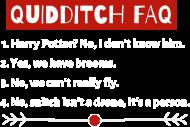 quidditch FAQ- bluza