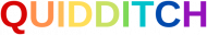 quidditch rainbow- sportowa koszulka