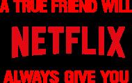 Koszulka męska Netflix