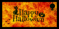 Happy Halloween - koszulka z nadrukiem na Halloween