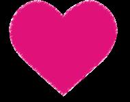 Kocham Cię do szaleństwa - poduszka z sercem