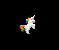 Torba, kolor, Unicorns 5