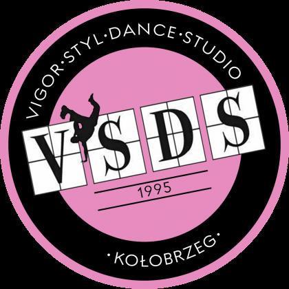 bluza VSDS męska różowe logo