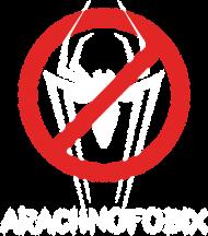 Bluza Czarna ArachnofobiX