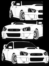 Bluza Męska Subaru