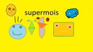 fartuszek emotki kolorowy dla dzieci
