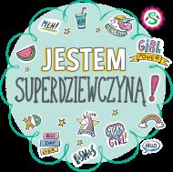Bluza damska Jestem Superdziewczyną!