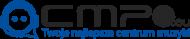 Koszulka Damska z Logo Cmp3.eu