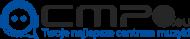 Bluza Damska Jasne kolory z Logo Cmp3.eu
