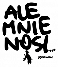 Worek Ale Mnie Nosi