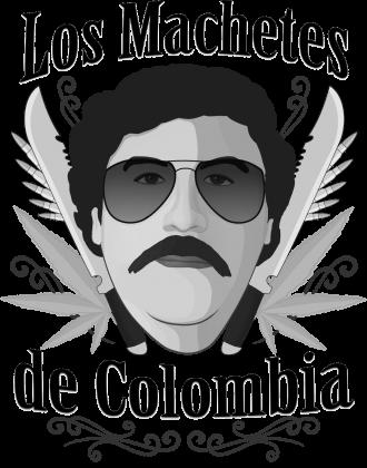 Bluza Los Machetes Szara (męska)