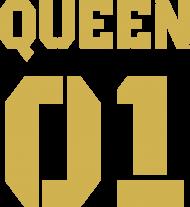 Bluza Queen 01 Gold