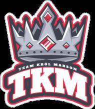 Czerwono-biała koszulka Teamu TKM