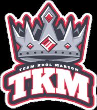 Bluza Teamu TKM biało-czarna
