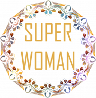"Koszulka ""Super Woman"""