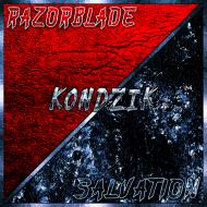 Plecak Kondzik - Razorblade Salvation (2019)