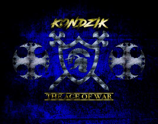Maseczka Kondzik - The Age Of War (2020) - Wzór 2