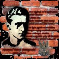 """Kubek """"Krzysztof Kamil Baczyński"""""""