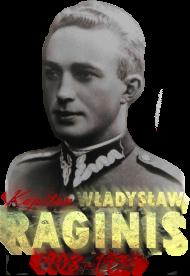 """Bluza męska """"Kapitan Władysław Raginis"""" czarna"""