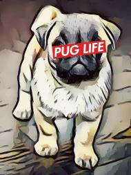 Bluza PUG LIFE