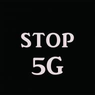 "Maseczka ""Stop 5G"""
