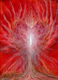 Serce Boga - plakat 42x59 cm A2
