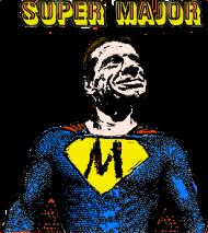Koszulka Damska Super-Major
