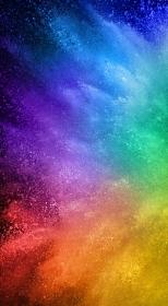 Eksplozja kolorów - Maseczka ochronna