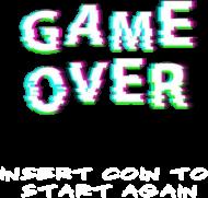 Bluza Wysoki Standard - Game Over