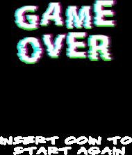 Koszulka Damska - Game Over