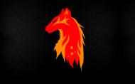 Maseczka - Lone Wolf