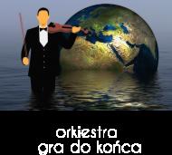orkiestra gra do końca