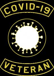 Maseczka - Covid-19 Veteran