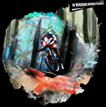 """Rowerowy Kubek """"MTB Biker Art 271018"""""""