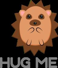 T-SHIRT HUG ME JEŻ