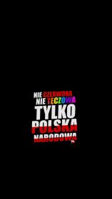 Koszulka Tylko Polska