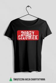 koszulka charytatywna damska