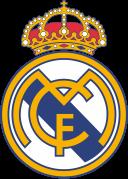 Kubek logo Real Madryt