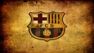 Maseczka FC BARCELONA