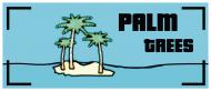 Koszulka PALM TREES (Palmy)