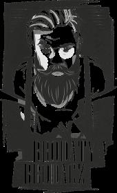 Koszulka damska Brodaty Brodacz by brodatystyl.pl