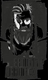 Bluza męska Brodaty Brodacz by brodatystyl.pl