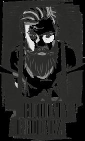 Brodaty Brodacz damska by brodatystyl.pl