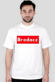 Koszulka Brodacz biała