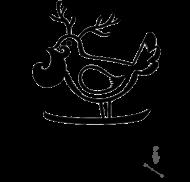 Koszulka The Bushy Beard ptaszek