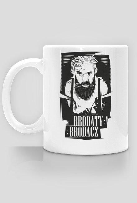 Kubek Brodaty Brodacz by brodatystyl.pl