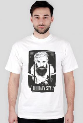 koszulka brodaty styl by brodatystyl.pl