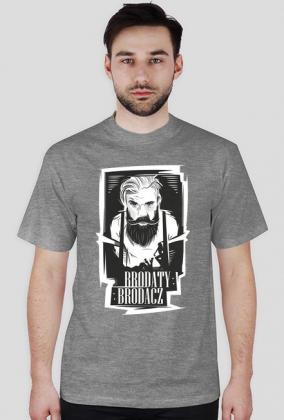 Koszulka Brodaty Brodacz różne kolory
