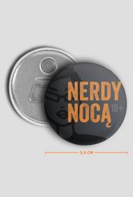 nerdy nocą otwieracz